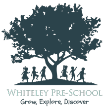 Whiteley Pre-School Logo